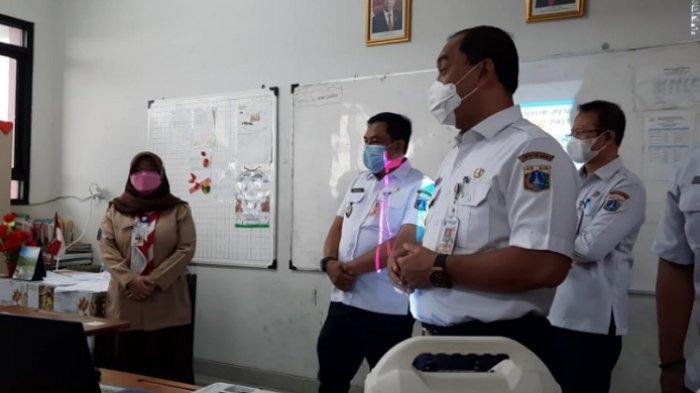Di Jakarta Barat, Guru di Sekolah Belajar Tatap Muka Wajib Sudah Disuntik Vaksin Covid-19