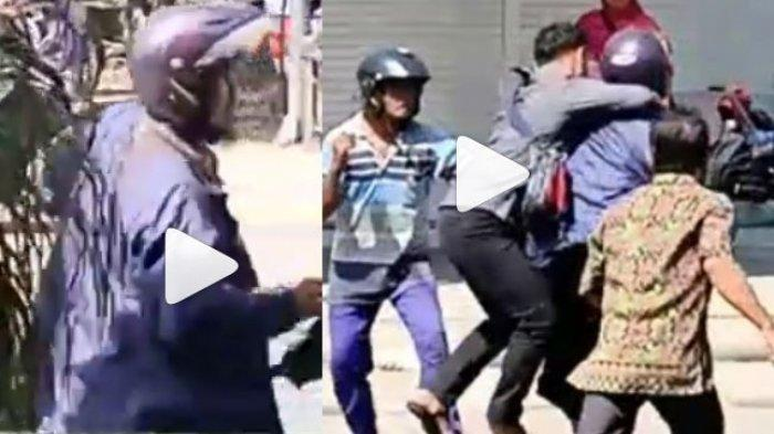 Video Aksi Pemuda Asal Madiun Rampok Toko Emas dan Perhiasan, Tim Densus 88 Antiteror Turun Tangan
