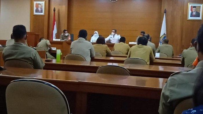 Dilantik jadi Wali Kota, Dhany Sukma Optimis Jakarta Pusat Akan Bebas Covid-19