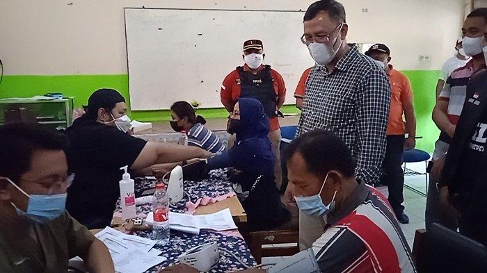 Dhany Sukma Berikan Stimulus Bagi Warga yang Sudah Divaksin Covid-19 Guna Capai Herd Immunity