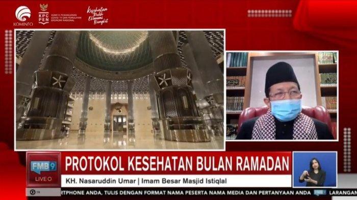 Pandemi masih Berlangsung, Begini Cara Masjid Istiqlal Dukung Upaya Memutus Penyebaran Covid-19