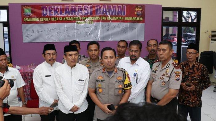 Jumlah Personel Polisi Bhabinkamtibmas Kurang, Anggota Serse Dikerahkan Jaga Kampanye Pilkades