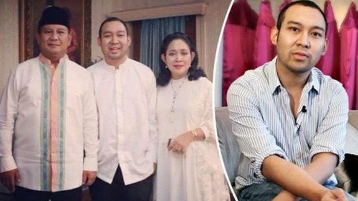 Prabowo Subianto dan Mantan Kompak Dukung Didiet di Paris Fashion Week