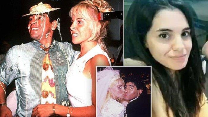 TERUNGKAP, Diego Maradona Mati Miskin, Tinggalkan Hutang Miliaran Rupiah dan 5 Anak dari 4 Perempuan