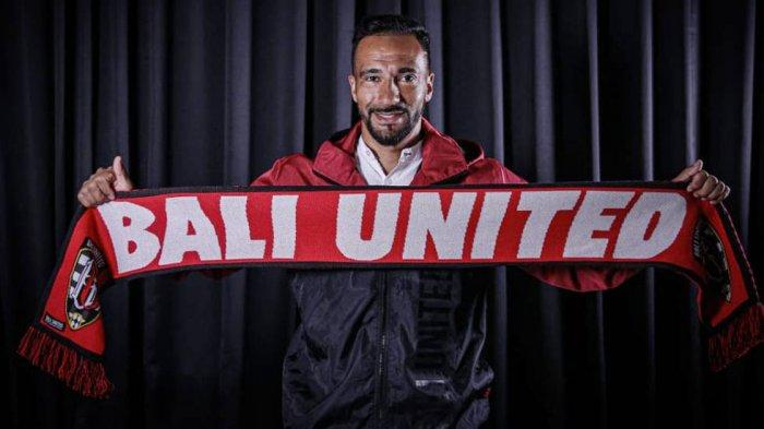 Jelang laga penyisihan grup G AFC Cup 2021, Bali United merekrut pemain anyar asal Brasil Diego Assis