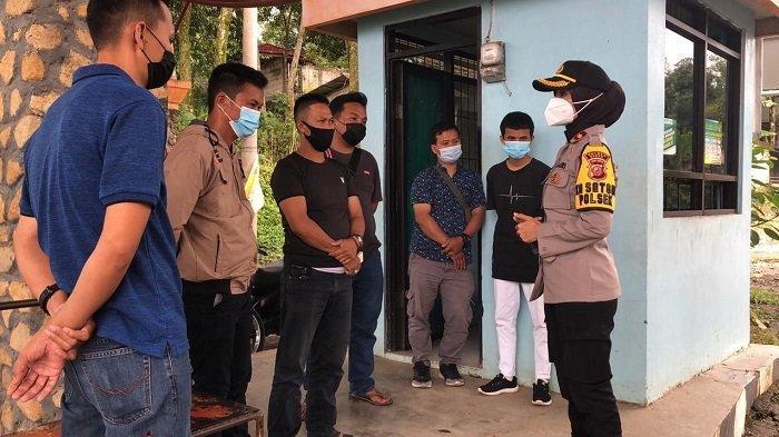 Viral, Getok Harga di Wisata Curug Bidadari, Polsek Babakan Madang Minta Pedagang Tak Lakukan Pungli