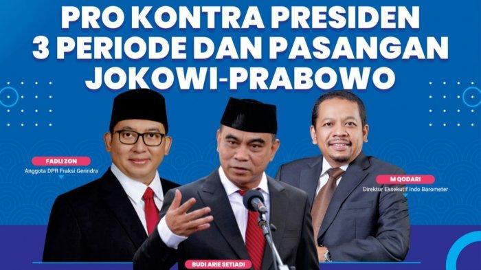 Ngotot Ingin Jokowi-Prabowo Berduet, Qodari Mengaku Ingin Damaikan Cebong Kampret