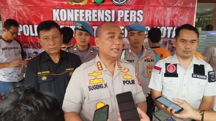 Polrestro Tangerang Terjunkan 400 Personel untuk Amankan Natal dan Tahun Baru 2021