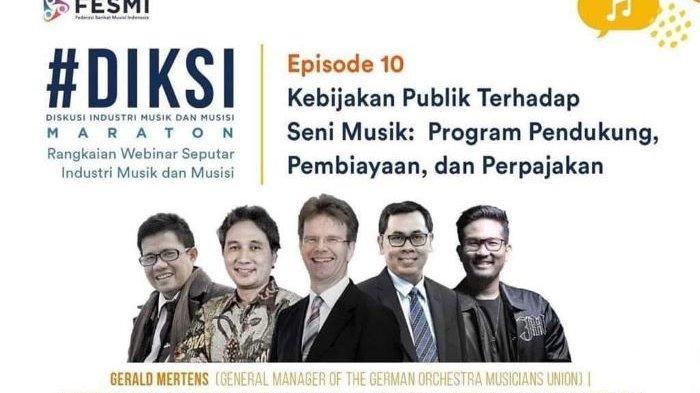 Dana Abadi Disiapkan, Pemerintah Berharap Industri Kreatif, Seni dan Budaya Indonesia Semakin Maju
