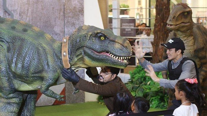 Ajak Anak Jelajahi Zaman Purba, Mal Grand Galaxy Park Bekasi Hadirkan Dinosaurs Adventure Park