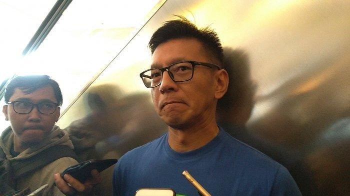 Direktur PT Persib Bandung Bermartabat (PT PBB), Teddy Tjahyono