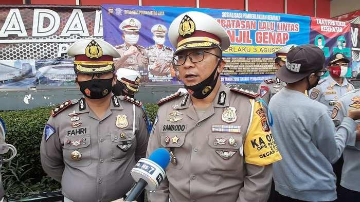 Ada 120 Mobil Pakai Rotator yang Kena Tilang selama Sebelas Hari Operasi Patuh Jaya