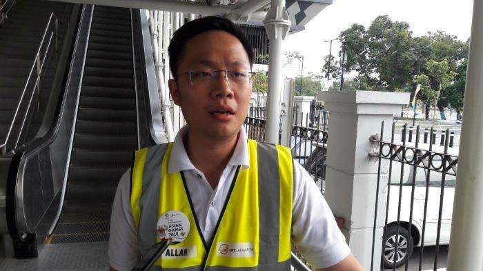Dewan Transportasi Kota Jakarta Usulkan Harga Tiket LRT Rp 10.800