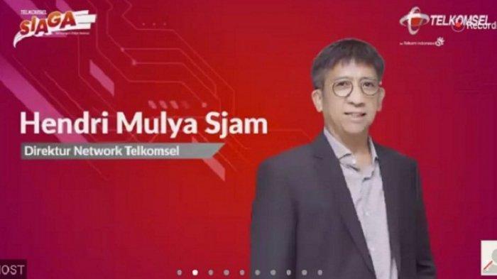 Telkom Indonesia Sambut Penunjukkan Hendry Mulya Syam yang Jadi Dirut Baru Telkomsel