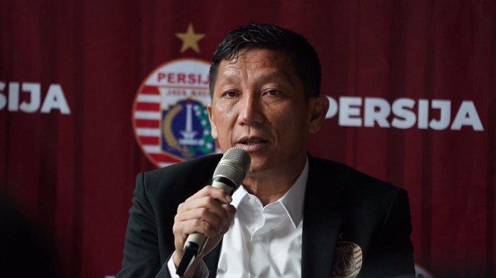 Direktur Olahraga Persija Ferry Paulus Sebut Tim Siap Bersaing dengan Tim Grup B Piala Menpora 2021
