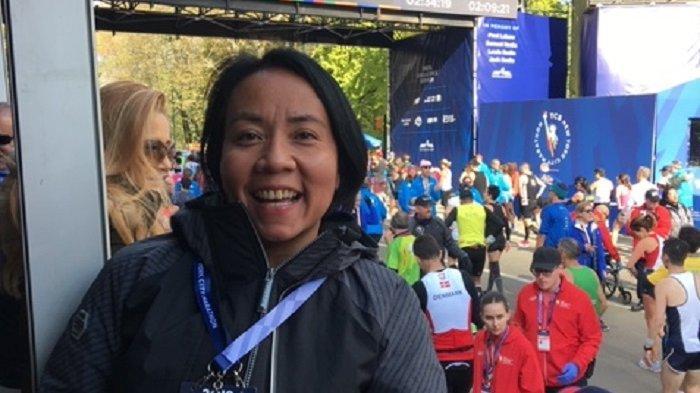 Riena Tambunan Harapkan Marathon jadi Destinasi Peserta Lokal dan Internasional