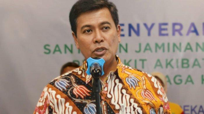 Presiden Jokowi Teken Inpres Agar Seluruh Pekerja Terdaftar BPJAMSOSTEK
