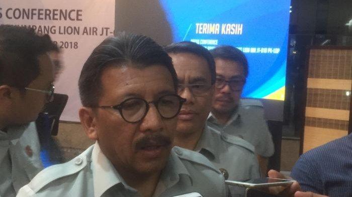 Jasa Raharja Serahkan Total Santunan Rp 4,908 Miliar Kepada Ahli Waris Korban Lion Air JT 610