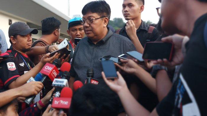 Oknum Jakmania Pukul Anak Menpora, Direktur Utama Persija Minta Maaf