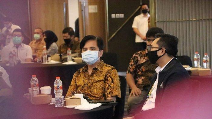Pemprov DKI Jakarta Serahkan Status Aset Lahan di Munjul Jakarta Timur kepada KPK