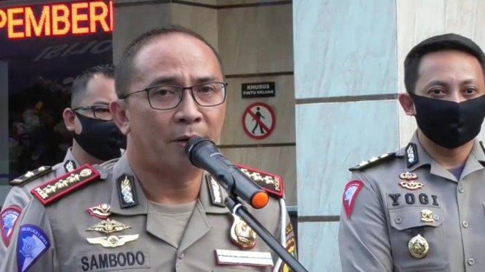 Ditlantas Polda Metro Jaya Siapkan 12 Pos Pemeriksaan Pemudik Arus Balik dengan Alat Tes Antigen