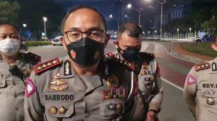 Disentil Soal Pungli, Dirlantas Polda Metro Jaya Pamerkan Aplikasi Sinar