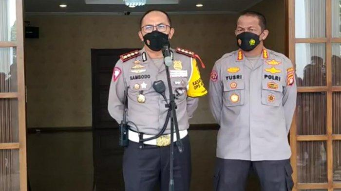 Untuk Mencegah Kerumunan, Polda Metro Jaya Biarkan Pemudik Bersepeda Motor Lolos di Kedungwaringin
