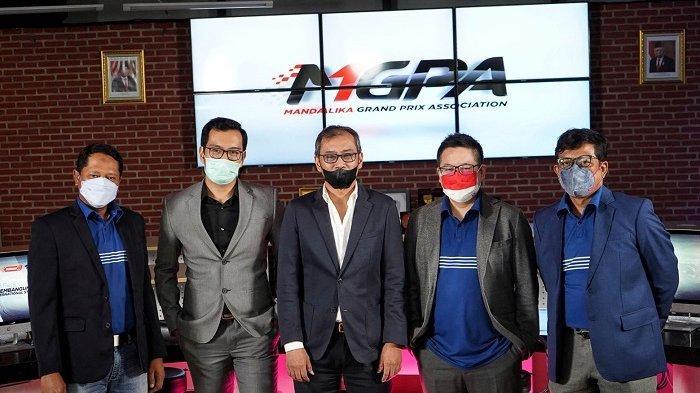 Terkait Penonton di MotoGP 2022, Dirut MGPA Ricky Baheramsjah Menunggu Keputusan dari Pemerintah