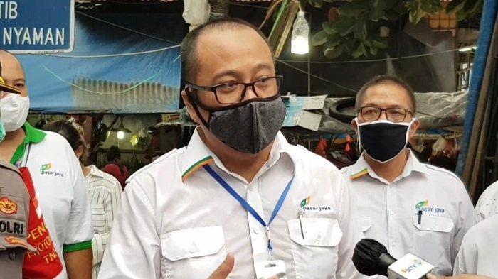 Perhatian, Masuk Semua Pasar di DKI Jakarta, Semua Pedagang dan Pengunjung Harus Bawa Bukti Vaksin