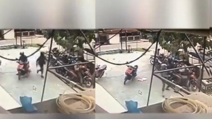 KRONOLOGI Penembakan Polisi di Poso, Sempat Disuruh Cuci Tangan dan Lepas Helm oleh Satpam Bank