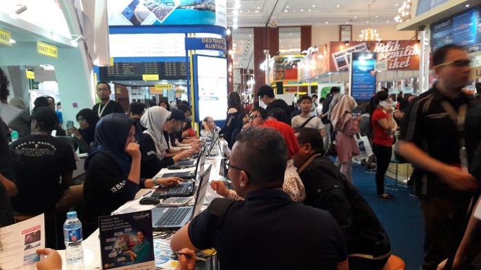 Dibuka Mulai Besok, Ada Diskon Besar-besaran Paket Perjalanan Wisata di Astindo Fair 2020