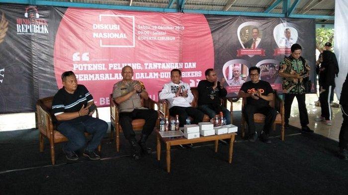 Bamsoet Ajak Bikers Indonesia Beralih ke Kendaraan Listrik