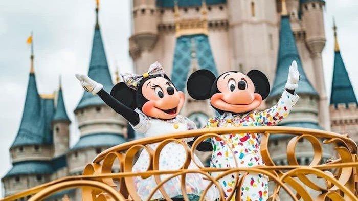 Hiburan Menyenangkan di Rumah Saat Virus Corona, Anda Bisa Lakukan Virtual Traveling Disney