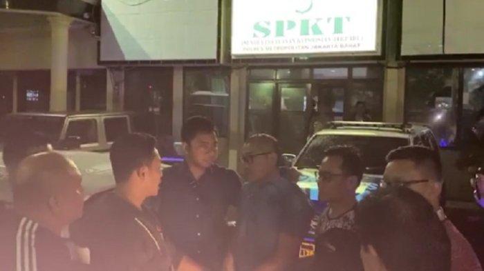 Penantang Polantas Tak Berkutik Dicokok Satuan Reskrim Polres Metro Jakarta Barat