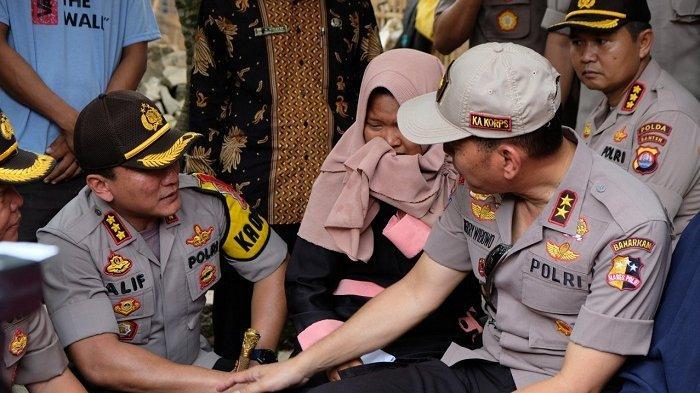 Putri Anggota KPPS yang Meninggal di Tangerang Ditawari Menjadi Polwan
