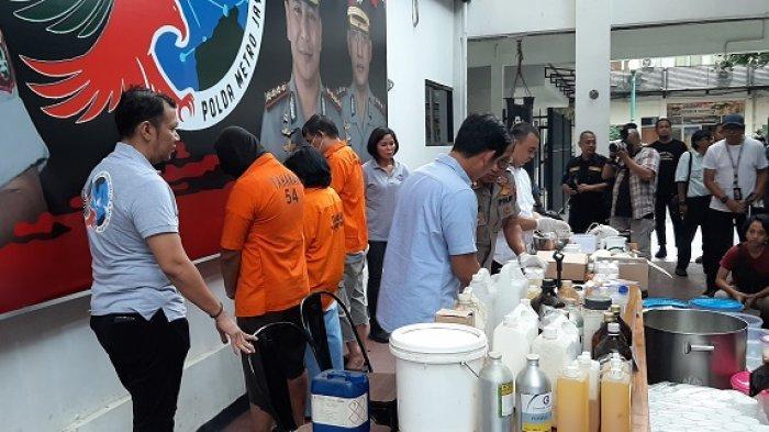 Terungkap Belum Ada Keluhan Konsumen Terhadap Kosmetik Produksi Home Industri Ilegal di Tapos Depok