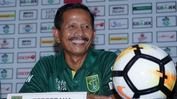 Pelatih Persebaya Surabaya Djadjang Nurdjaman Masih Belum Puas Meski Menang Lawan Borneo FC