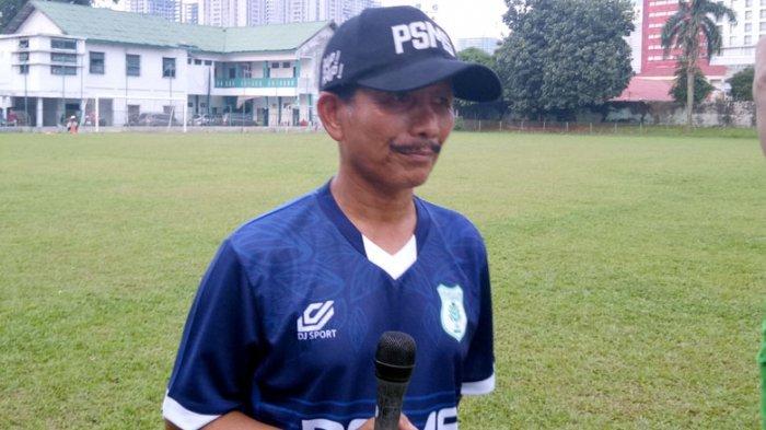 PSMS Medan Pecat Djadjang Nurdjaman
