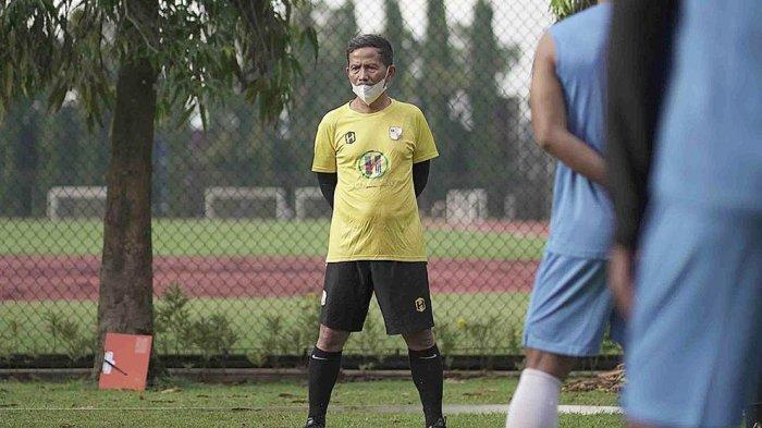 Pelatih Barito Putera Djajang Nurjaman Sudah Antisipasi Bola Mati yang Jadi Kelebihan Persija