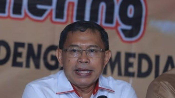 Djamhuron P Wibowo Ketum KONI DKI Jakarta Targetkan Raih Gelar Juara Umum