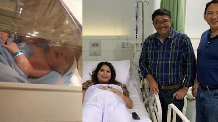 UNGKAP Sumringahnya Ahok Dikaruniai Anak, Djarot Saiful: Dia Senang Banget