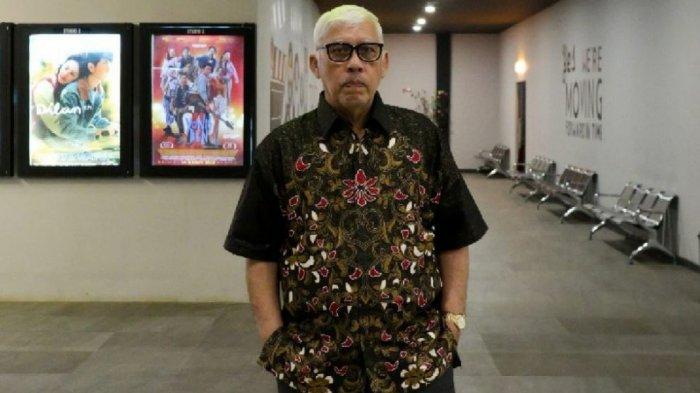 Ketua Gabungan Pengelola Bioskop Seluruh Indonesia (GPBSI) Djonny Syafruddin