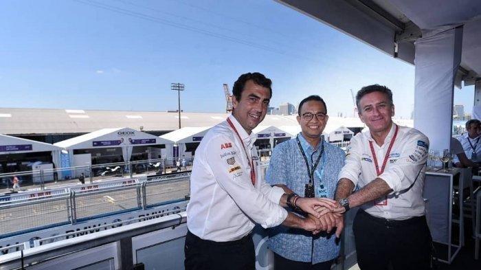 Ini Keuntungan Jakarta Gelar Balapan Formula E Menurut Jakpro
