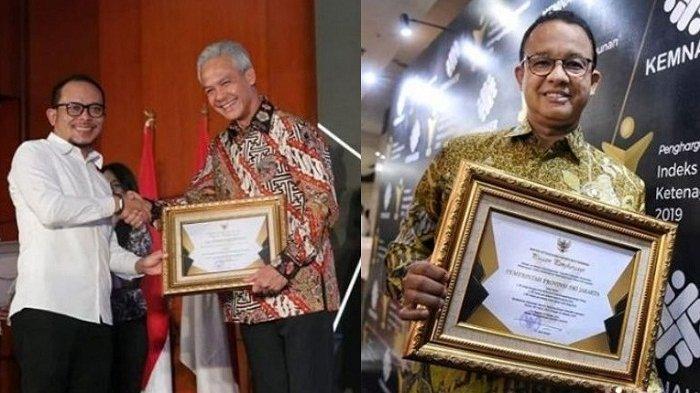 Berlomba-lomba Unggah Penghargaan, Ini Perbedaan Kemenangan DKI dan Jawa Tengah
