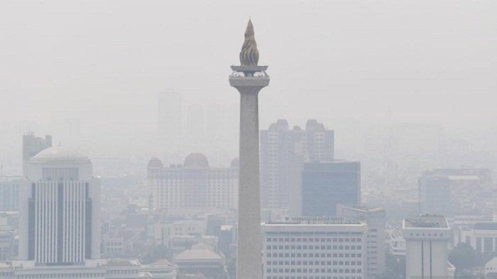 Soal Polusi Jakarta, Presiden Jokowi Akan Tegur Gubernur Anies Masalah Kendaraan Listrik
