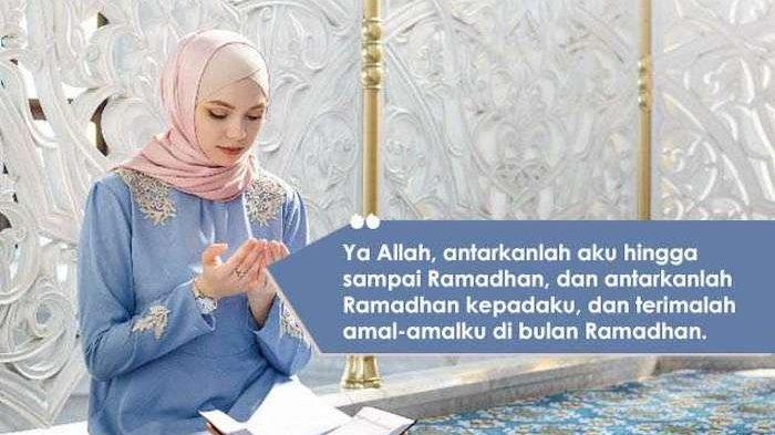 Kumpulan Doa di Akhir Ramadhan Dibaca 2 Malam dan Doa Sambut Idul Fitri 1442 Hijriah