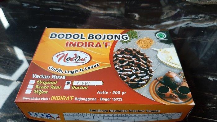 Dodol Bojong Indira'f