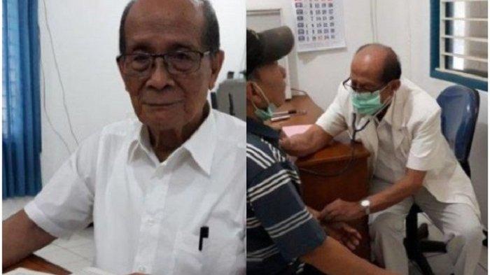 KISAH Dokter Hewan Bantu Obati Warga, Rela Dibayar Hanya Rp 10 Ribu, Ini Sosok Dokter Mangku Sitepoe