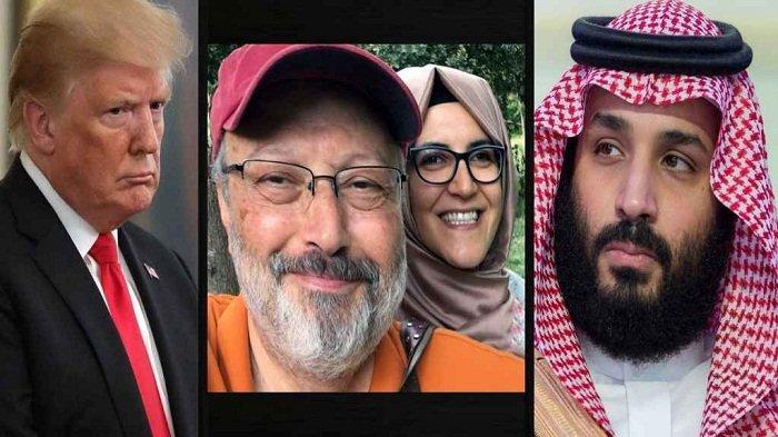 Diduga, Rencana Donald Trump Tarik Pasukan AS di Suriah akibat Kasus Jamal Khashoggi