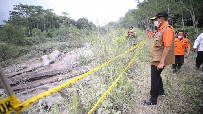 Kepala BNPB Doni Monardo Minta Dibangun Jalur Evakuasi di Aliran Lahar Gunung Semeru